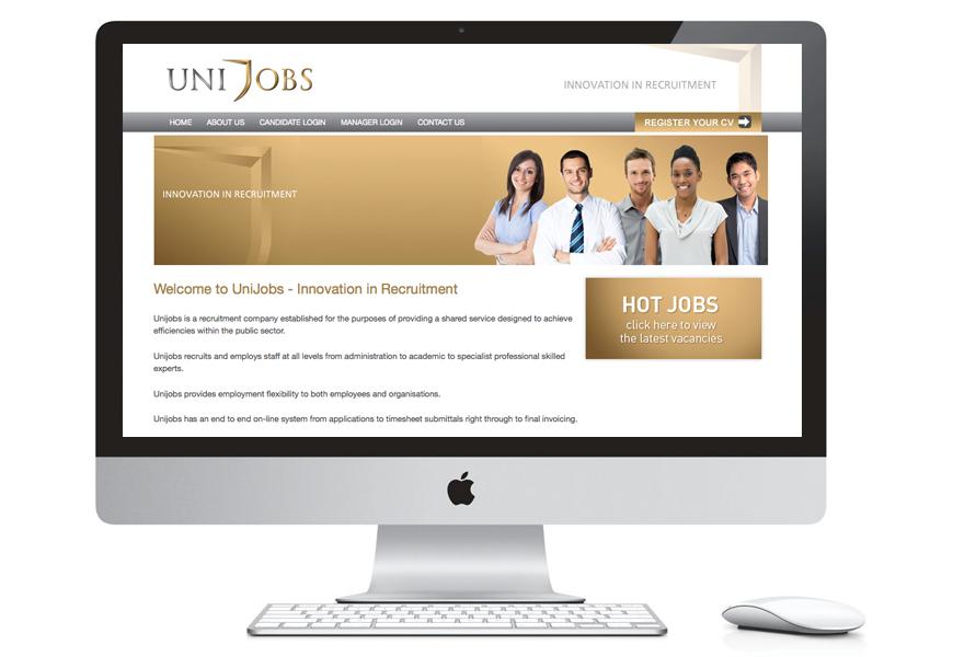 UNIJOBS-WEBSITE