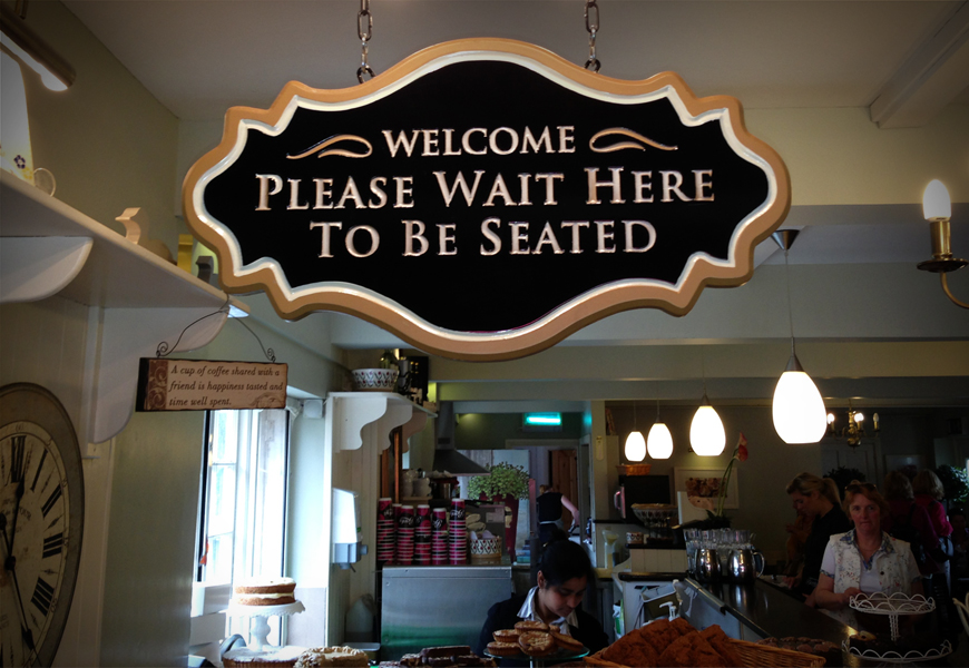 TGR-seating-sign